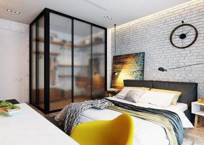 brick-bedroom-walls