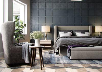 dark-geometric-bedroom-design