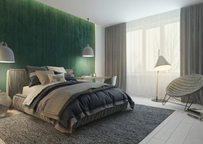 relaxed-green-bedroom-color-theme